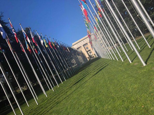 FN Bygget i Geneve